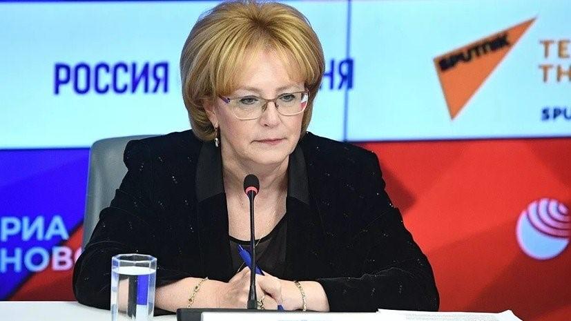 Итоги прямой линии с Министром здравоохранения Скворцовой